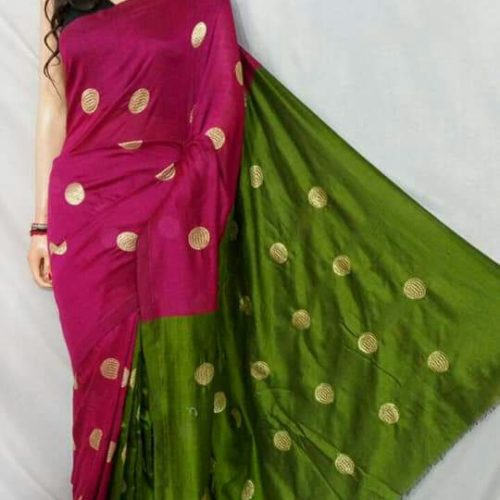 Swarno ball Saree